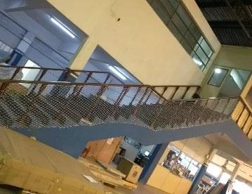 Redes de Proteção para Escadas em SP